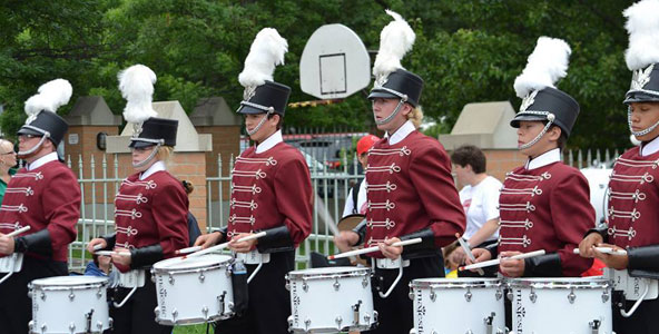 Cadets receive $1,440 Community Fund grant